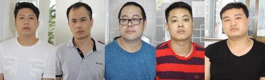 Bắt nhóm người Trung Quốc và phiên dịch viên dụ dỗ trẻ em đóng phim người lớn - Ảnh 1.
