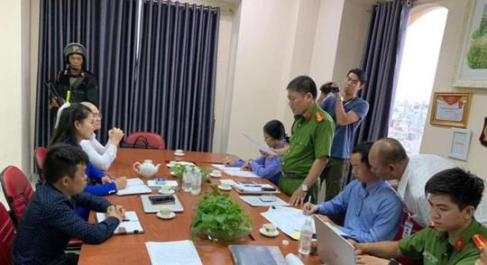 Công an khám xét và ra lệnh bắt giữ lãnh đạo Công ty Alibaba - Ảnh 3.