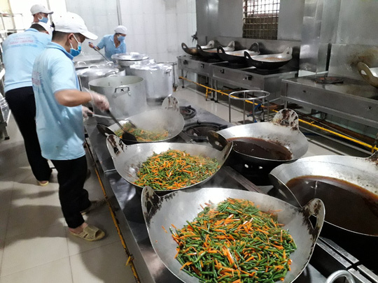 TP HCM đề xuất thành lập Sở An toàn thực phẩm - Ảnh 1.