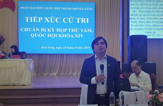 Giám đốc Sở TN-MT Đà Nẵng: 21 lô đất được chuyển từ người Việt sang tên người Trung Quốc - Ảnh 1.