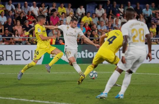 Gareth Bale ghi bàn, nhận thẻ đỏ, Real Madrid hút chết  - Ảnh 3.