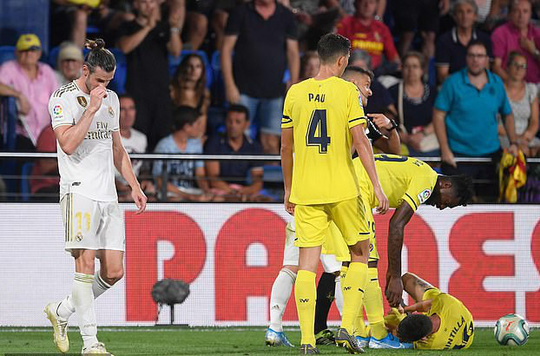 Gareth Bale ghi bàn, nhận thẻ đỏ, Real Madrid hút chết  - Ảnh 4.