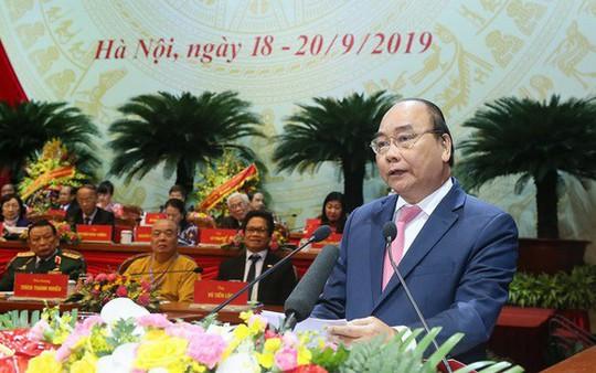 Thủ tướng Nguyễn Xuân Phúc mong Mặt trận phản biện sắc sảo, chân tình - Ảnh 1.