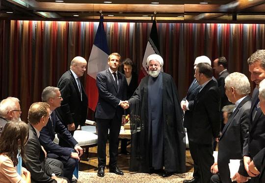 Mỹ - Iran đối đầu tại Liên Hiệp Quốc - Ảnh 1.