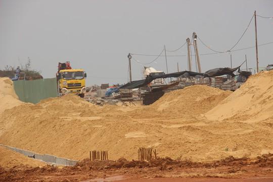 """Rao bán đất nền, dự án Nhơn Hội New City tiếp tục bị """"tuýt còi"""" - Ảnh 2."""
