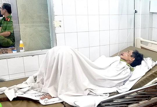 Phóng viên Tạp chí Luật sư Việt Nam bị hành hung chấn thương sọ não, hôn mê sâu - Ảnh 1.