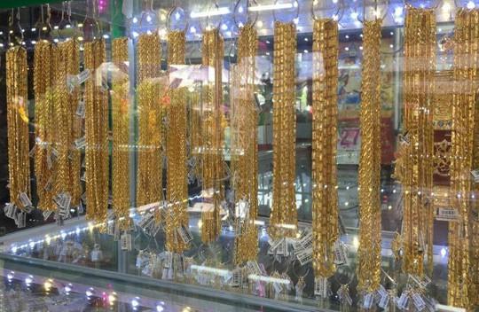 Giá vàng SJC lại nhảy vọt lên 42 triệu đồng/lượng - Ảnh 1.
