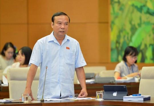 Đại biểu Quốc hội đề nghị làm rõ việc phê duyệt dự án MobiFone mua AVG - Ảnh 1.