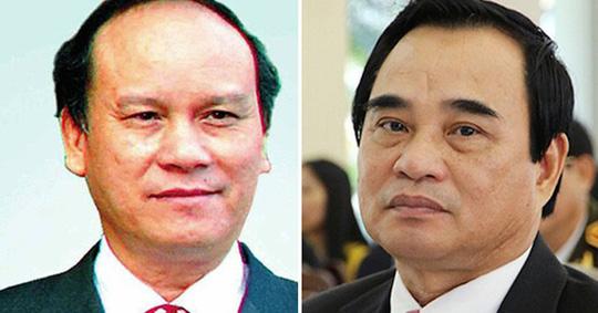 Thu giữ nhiều súng, đạn trong nhà nguyên chủ tịch UBND Đà Nẵng ngày mai hầu toà cùng Vũ nhôm - Ảnh 1.