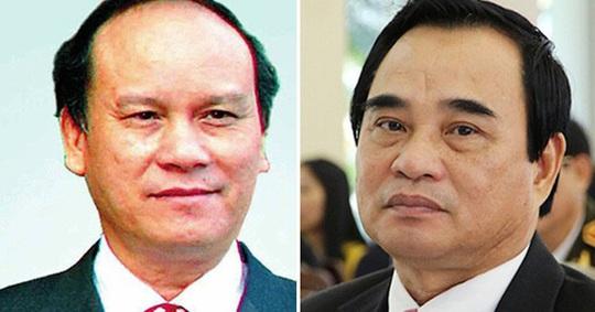 Hai nguyên chủ tịch UBND TP Đà Nẵng hầu tòa - Ảnh 1.