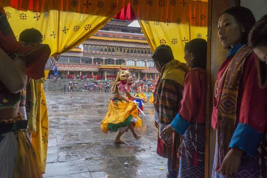 """2020: Nhất định phải đến """"quốc gia hạnh phúc nhất thế giới"""" Bhutan - Ảnh 8."""