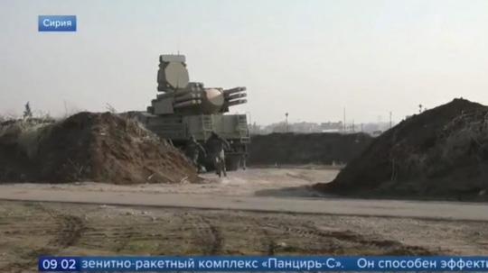 Khí tài Trung Quốc phơi mình trên cao tốc Syria - Ảnh 2.