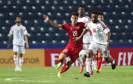 U23 Việt Nam khởi đầu VCK U23 châu Á với điểm số đầu tiên - Ảnh 1.