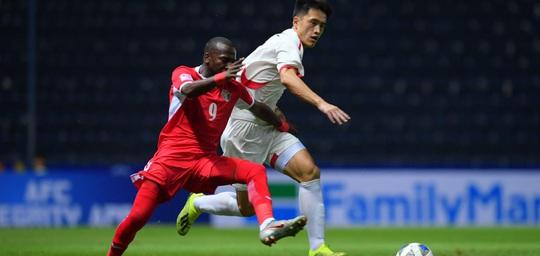 U23 Jordan gây áp lực lên Việt Nam sau khi giành 3 điểm, vươn ngôi đầu bảng D - Ảnh 1.
