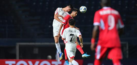 U23 Jordan gây áp lực lên Việt Nam sau khi giành 3 điểm, vươn ngôi đầu bảng D - Ảnh 3.