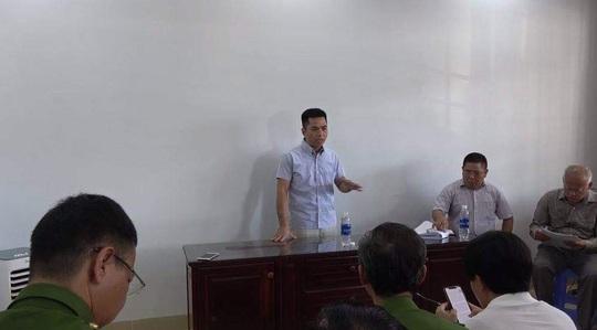 Bắt tạm giam chủ dự án Thanh Bình (Vũng Tàu) đem thế chấp sổ đỏ của khách hàng - Ảnh 1.