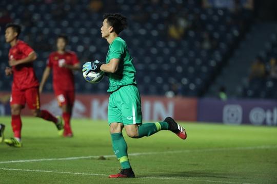 HLV Park Hang-seo: Điều quan trọng là U23 Việt Nam vẫn chưa bị lọt lưới - Ảnh 2.