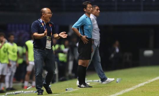 HLV Park Hang-seo: Điều quan trọng là U23 Việt Nam vẫn chưa bị lọt lưới - Ảnh 1.