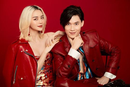Nghệ sĩ Việt đua nhau khoe sắc trong loạt ảnh Tết - Ảnh 9.