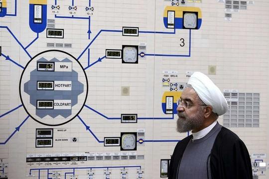 Iran thiệt đơn thiệt kép, bị Anh-Pháp-Đức cáo buộc vi phạm thỏa thuận hạt nhân - Ảnh 1.