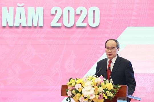 Bí thư Nguyễn Thiện Nhân: TP HCM nhận thức lại về kinh tế biển - Ảnh 1.