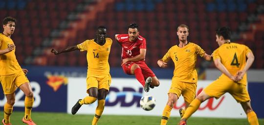 Clip: Úc vất vả vượt qua Syria, vào bán kết U23 châu Á 2020 - Ảnh 1.