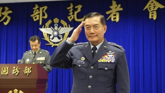 Trực thăng hạ cánh khẩn, tướng Đài Loan mất tích - Ảnh 1.