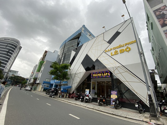 Hồi sinh rạp phim lâu đời nhất Đà Nẵng - Ảnh 2.
