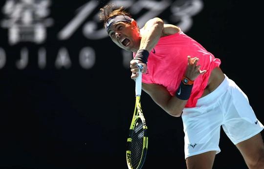 Rafael Nadal đại bại trước Thiem, chia tay Giải Úc mở rộng 2020 - Ảnh 1.