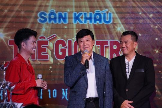Danh hài Bảo Quốc về nước mừng sinh nhật Sân khấu Sài Gòn phẳng – Nhà hát Thế giới trẻ  - Ảnh 1.