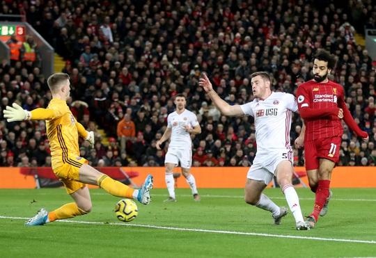 Hạ gục Sheffield, Liverpool lập kỷ lục bất bại 364 ngày - Ảnh 2.