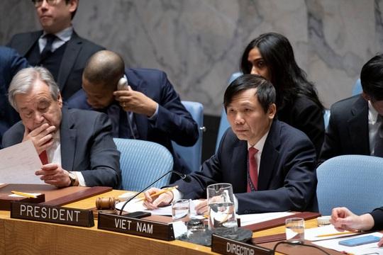 Việt Nam chủ trì cuộc họp đầu tiên về hợp tác giữa Liên Hiệp Quốc và ASEAN - Ảnh 2.