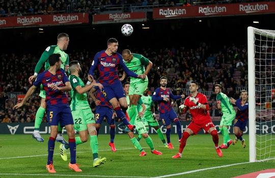 Barcelona đại thắng Leganes, Messi cứu ghế HLV Quique Setien - Ảnh 3.
