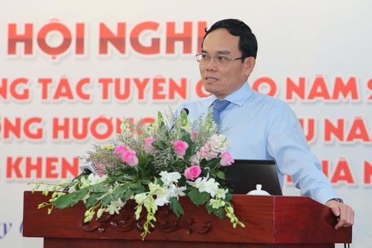 Năm 2020, Ban Tuyên giáo Thành ủy TP HCM tiếp tục tham mưu hoàn thiện phương án sắp xếp báo chí - Ảnh 3.