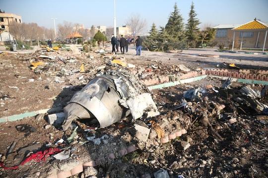 Tổng thống Iran và Ukraine lên tiếng vụ bắn hạ máy bay - Ảnh 2.