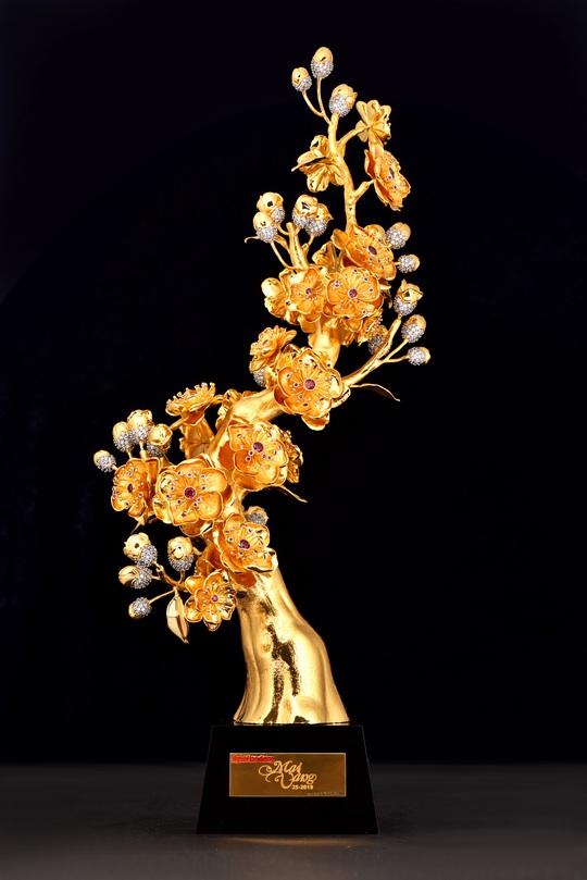 12-Nhành mai vàng đẹp nhất