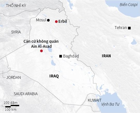 Kịch bản nào cho cuộc đối đầu Mỹ - Iran? - Ảnh 3.
