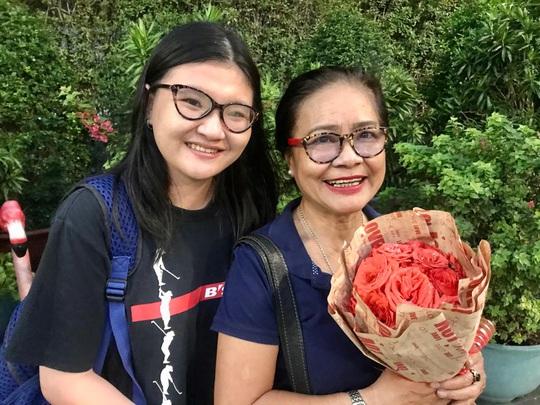 Nguyễn Thị Lộ Tú Trinh trải lòng với diễn viên trẻ - Ảnh 3.