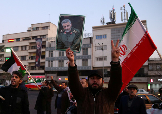 Iran sẽ không tấn công thường dân Mỹ? - Ảnh 1.