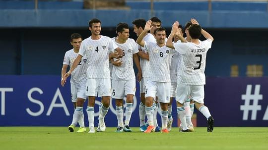 Đương kim vô địch Uzbekistan bị cầm hòa ngày ra quân VCK U23 châu Á 2020 - Ảnh 3.