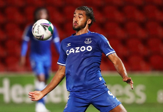 Everton bay cao với sát thủ Dominic Calvert-Lewin - Ảnh 4.