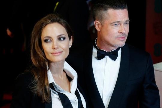 Brad Pitt và Angelina Jolie quyết chiến giành quyền nuôi con - Ảnh 3.