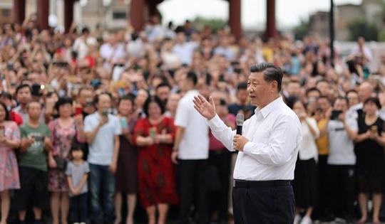 Chủ tịch Trung Quốc yêu cầu quân đội nâng cao khả năng sẵn sàng chiến đấu - Ảnh 2.