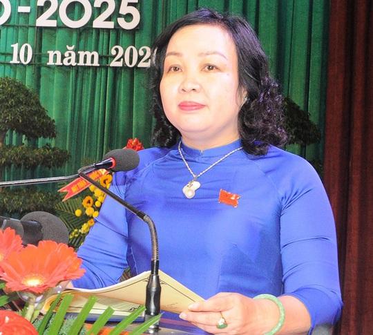 Lãnh đạo Tỉnh ủy Phú Yên có nhiều gương mặt mới - Ảnh 4.