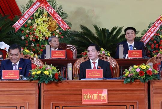 Ông Bùi Văn Cường tái đắc cử Bí thư Tỉnh ủy Đắk Lắk - Ảnh 3.