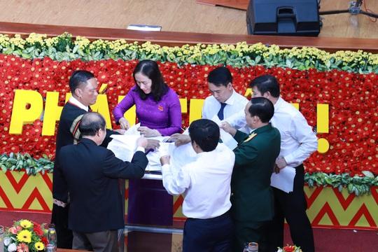 Ông Bùi Văn Cường tái đắc cử Bí thư Tỉnh ủy Đắk Lắk - Ảnh 5.