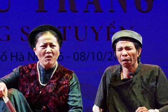 Khánh Tuấn, Lệ Hằng đào - kép độc đụng độ tại chung kết cuộc thi Trần Hữu Trang - Ảnh 2.