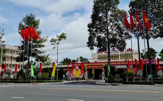 Khai mạc phiên trù bị Đại hội Đảng bộ tỉnh Đồng Tháp - Ảnh 3.