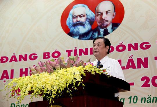 Khai mạc phiên trù bị Đại hội Đảng bộ tỉnh Đồng Tháp - Ảnh 5.