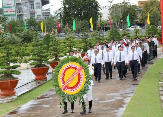 Khai mạc phiên trù bị Đại hội Đảng bộ tỉnh Đồng Tháp - Ảnh 1.